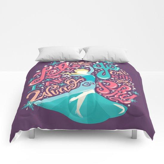 Snow Queen Comforters