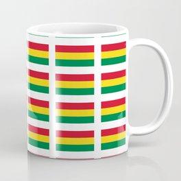 flag of bolivia 2 -bolivian,boliviano,bolivian,Sucre, La Paz. Coffee Mug