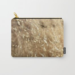 Golden Overgrowth Carry-All Pouch