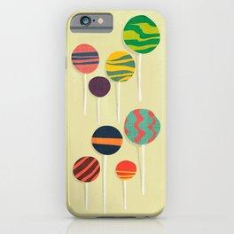 Sweet lollipop iPhone Case