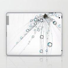 Ice White Drops Laptop & iPad Skin