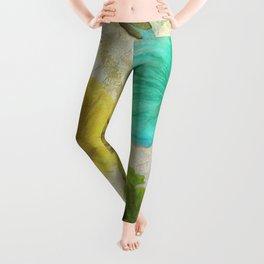 Poppy Shimmer II Leggings