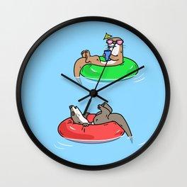 Bestfriend Wall Clock