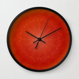 Muladhara Wall Clock