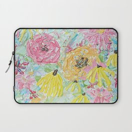 Floral Dreamland Laptop Sleeve