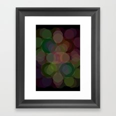 Colors#7 Framed Art Print