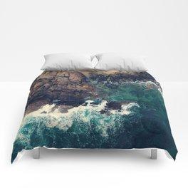 ocean breeze Comforters