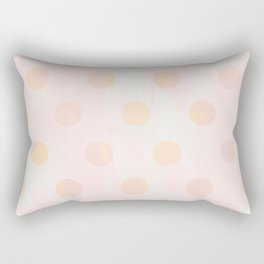 Rose Gold Glitz Rectangular Pillow