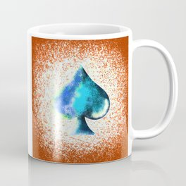 Rusty Spade Coffee Mug