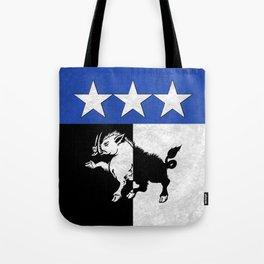Doran Crest Tote Bag