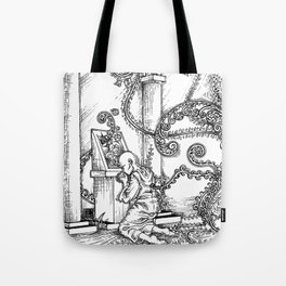 Graven Images - Pantheism Tote Bag