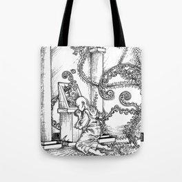 Graven Images - Pantheism Tote Bag