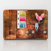 woody iPad Cases featuring WOODY by Leonardo Tezcucano