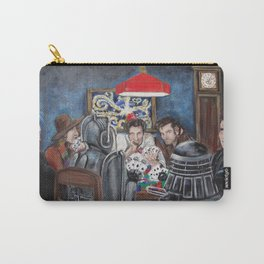 Doctors Playing Poker  Carry-All Pouch