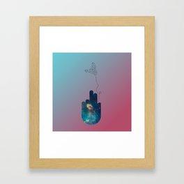 Wishcasting Framed Art Print
