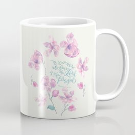 A Woman to be Praised - Proverbs 31:30 - May Green Coffee Mug