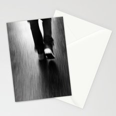 Street Walking Stationery Cards