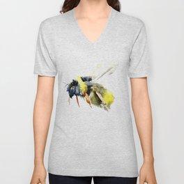 Bumblebee Unisex V-Neck