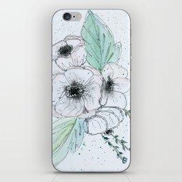 Anemone 2 iPhone Skin