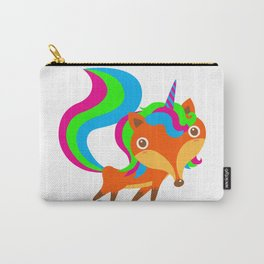 Foxicorn Carry-All Pouch