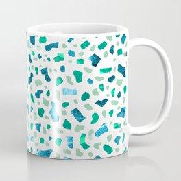 Terrazzo Aqua Coffee Mug