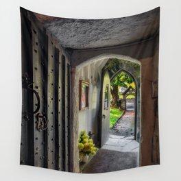 St Gwyddelan Church Wall Tapestry