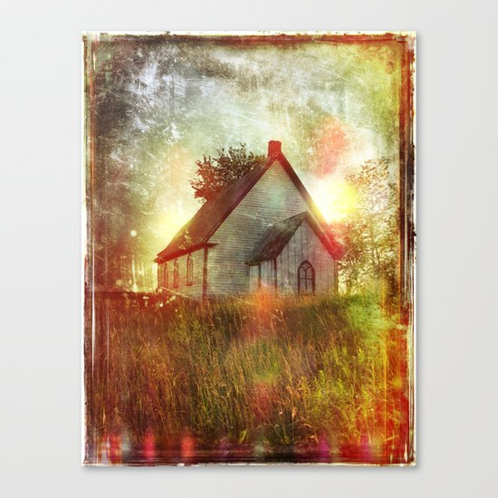 The Glorious Lost Sundays Canvas Print