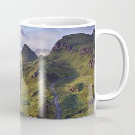 The Lie of the Land Coffee Mug