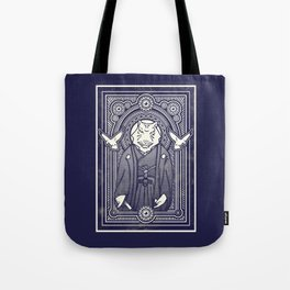 Visitor from the East Tote Bag