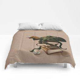 Well-Read Octopus Comforters