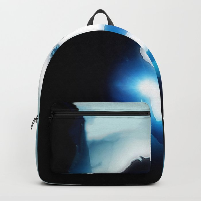 The Broken One (Burying The Hatchet) Backpack