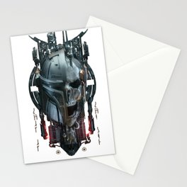 Mando - 3 Stationery Cards