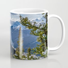 Banff-Canada-Rockies, Rocky mountaints Coffee Mug