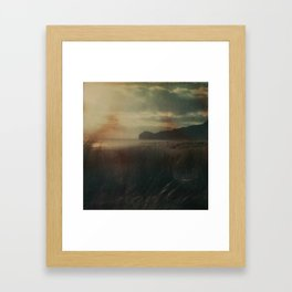 Piha Framed Art Print