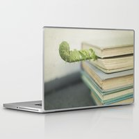 books Laptop & iPad Skins featuring Books by Pure Nature Photos