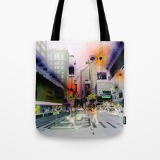 We Amuse Ourselves Tote Bag