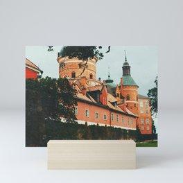 Gripsholm Castle Mini Art Print