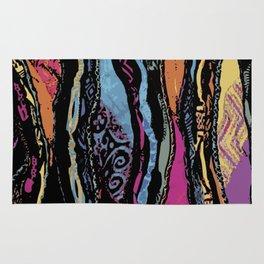 Coogi Style Print Rug