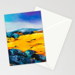 Provencal countryside Stationery Cards