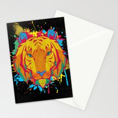 Cat Series: Tiger Stationery Cards