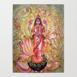 Lakshmi - Abundance Poster