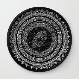 Gravitation Mandala Wall Clock