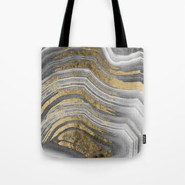 Abstract paint modern Tote Bag