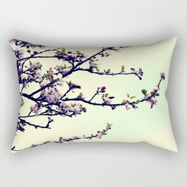 Love Blossoms Rectangular Pillow