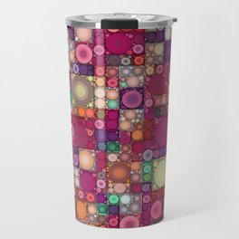 Bubble Quilt Travel Mug