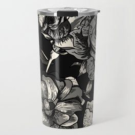 SKULLS HALLOWEEN SKULL Travel Mug