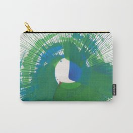 Spin Art Four Carry-All Pouch