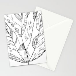 Amazing Leaves Stationery Cards