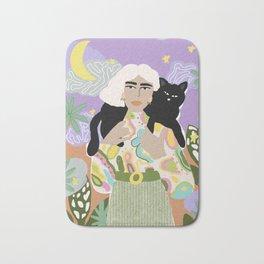 Witchy Woman Bath Mat