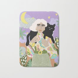 Witchy Woman Bath Mat